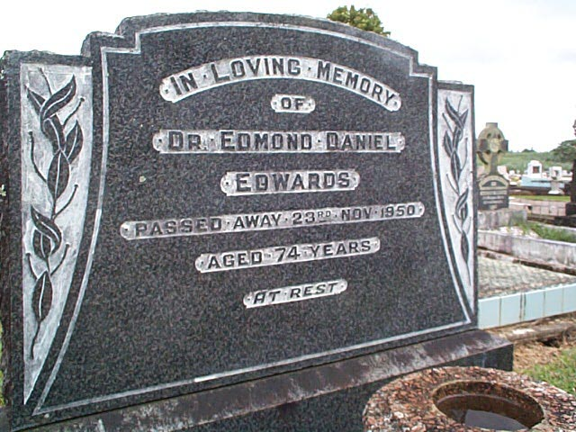 EDWARDS Edmond Daniel