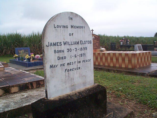 ELSTOB James William