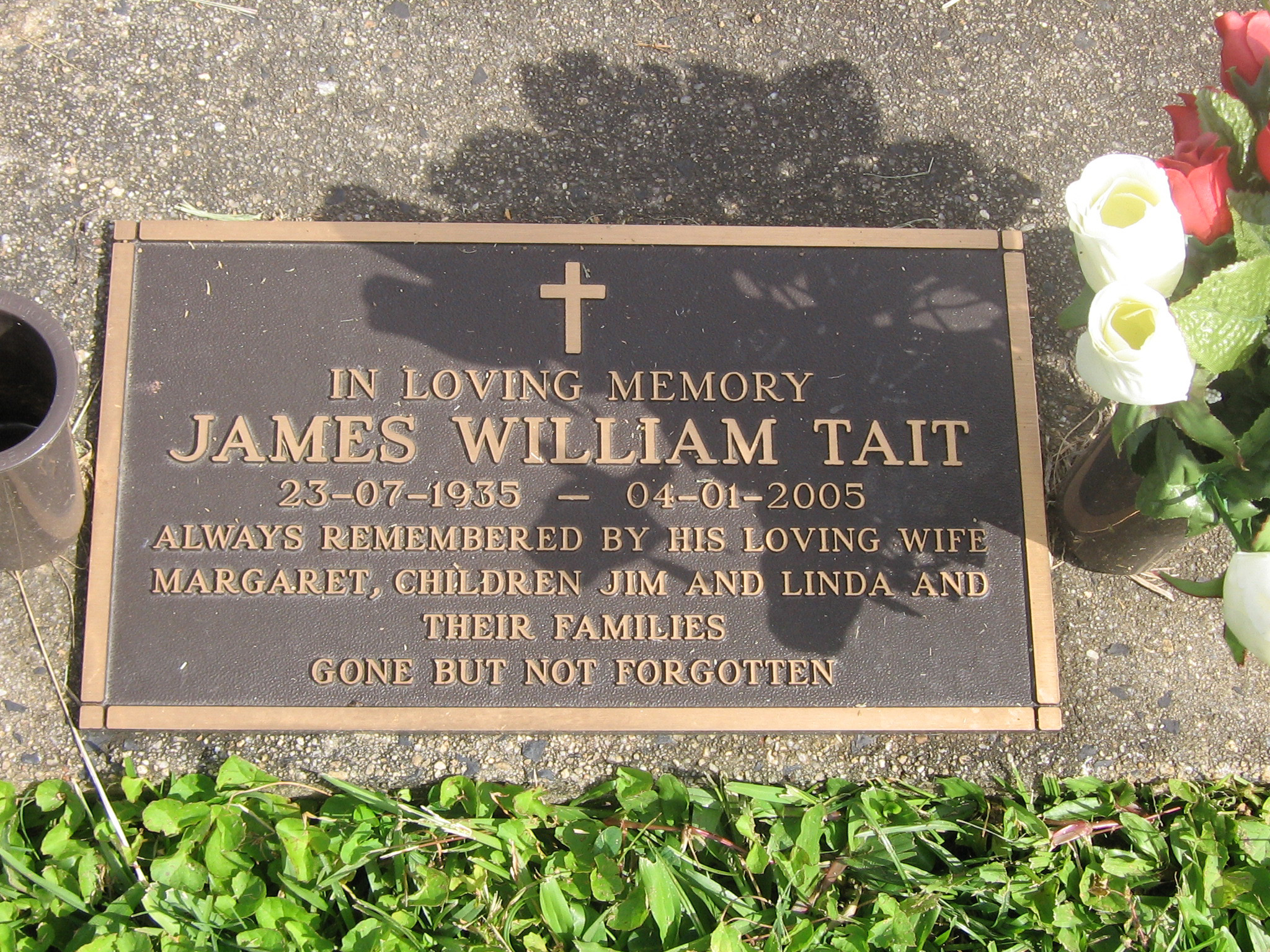 TAIT JAMES WILLIAM