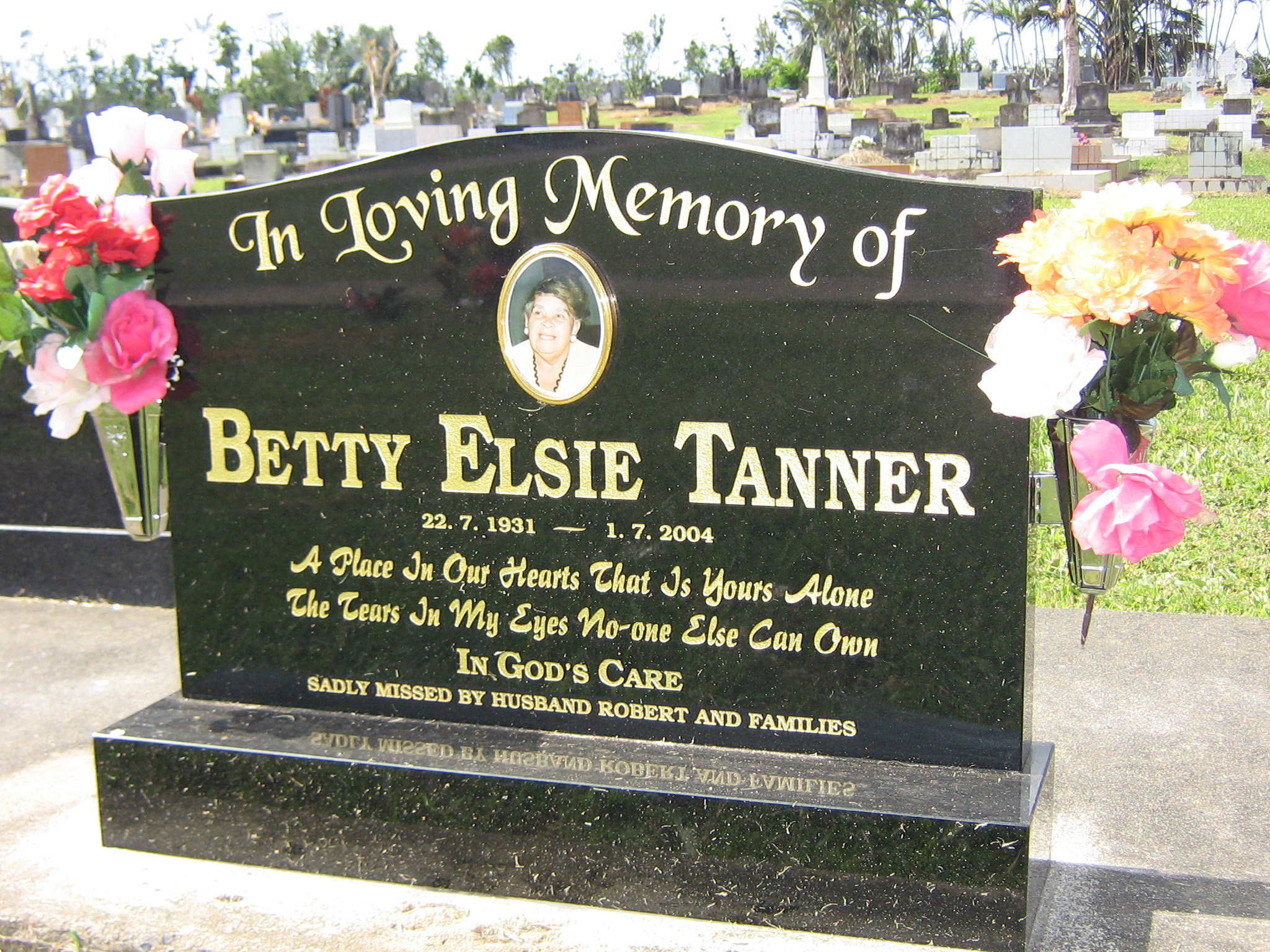 TANNER BETTY ELSIE