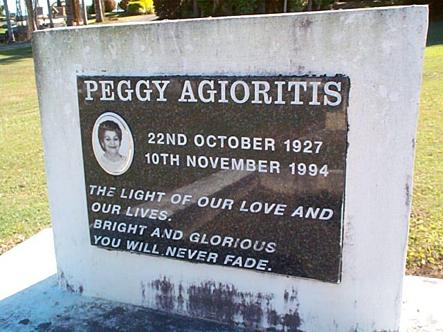 AGIORITOS  Peggy